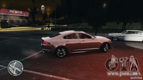 Glossy Radar pour GTA 4 quatrième écran
