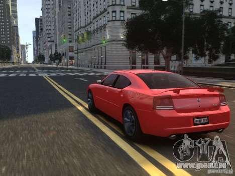 Dodge Charger SRT8 2006 pour GTA 4 est une vue de dessous