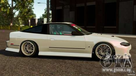 Nissan 240SX facelift Silvia S15 [RIV] für GTA 4 linke Ansicht