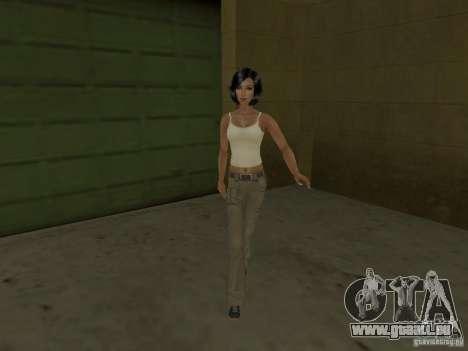 Nouvelles de Pac de peau pour SAMP-RP pour GTA San Andreas deuxième écran