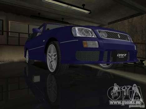 Nissan Stagea 25RS four S pour GTA San Andreas vue arrière