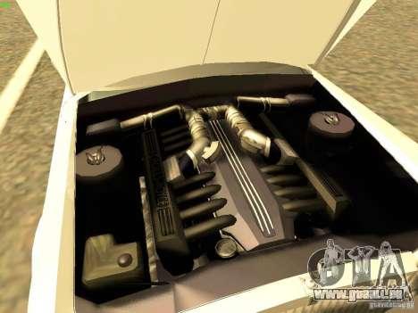Rolls-Royce Phantom V16 für GTA San Andreas Seitenansicht