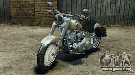 Harley Davidson Softail Fat Boy 2013 v1.0 pour GTA 4