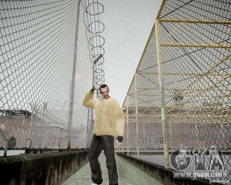 Prison Break Mod für GTA 4 weiter Screenshot