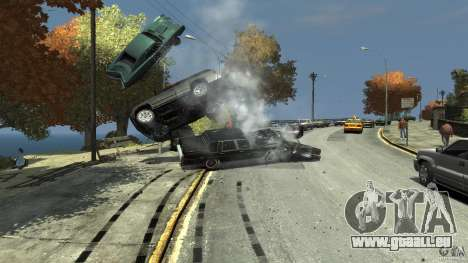 Heavy Car für GTA 4 weiter Screenshot