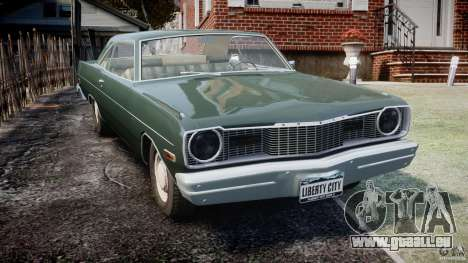 Dodge Dart 1975 [Final] für GTA 4