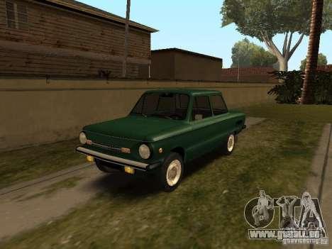 ZAZ 968 m v2 pour GTA San Andreas