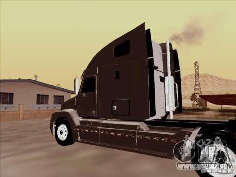 Freightliner Century ST pour GTA San Andreas vue de côté