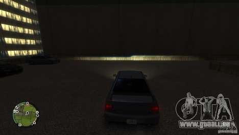 Xenon v2.0 für GTA 4 Sekunden Bildschirm