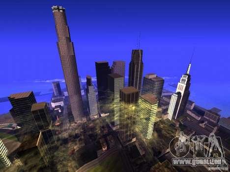New San Fierro V1.4 pour GTA San Andreas quatrième écran