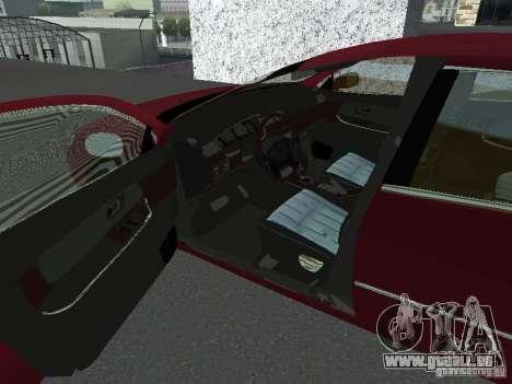 Chrysler 300M für GTA San Andreas zurück linke Ansicht