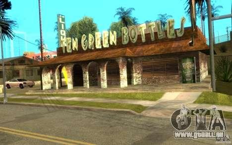 New Bar pour GTA San Andreas