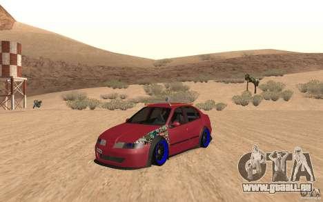 Seat Toledo 1999 Tuned für GTA San Andreas