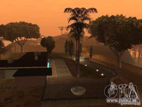 Miami House für GTA San Andreas her Screenshot