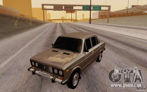 VAZ 2106 Drain für GTA San Andreas