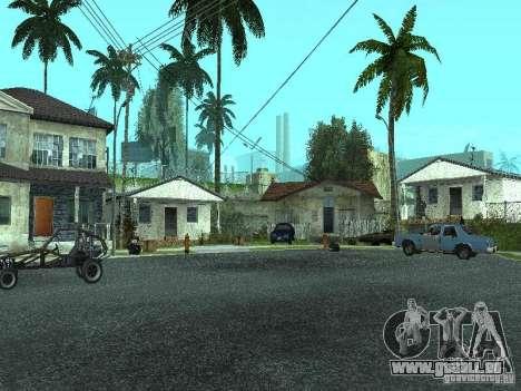 Mega Cars Mod pour GTA San Andreas huitième écran