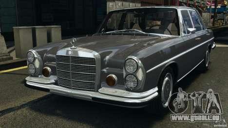 Mercedes-Benz 300Sel 1971 v1.0 pour GTA 4
