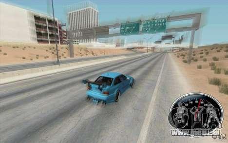 Speedometer v2 für GTA San Andreas zweiten Screenshot