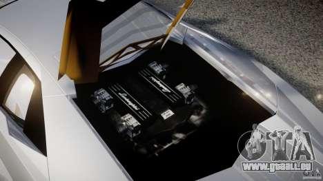 Lamborghini Reventon v2 für GTA 4 obere Ansicht