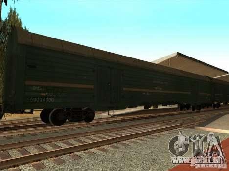 Wagon # 59004960 pour GTA San Andreas