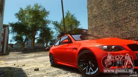 BMW M3 GTS Final pour GTA 4
