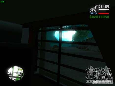 UAZ Hunter für GTA San Andreas rechten Ansicht
