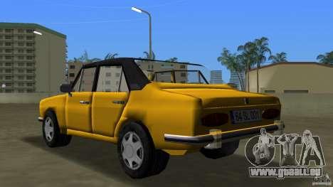 Anadol A1 SL für GTA Vice City zurück linke Ansicht