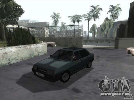 Drain de VAZ 21099 pour GTA San Andreas