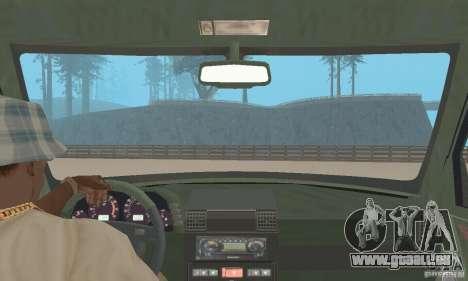 Land Rover Discovery 2 für GTA San Andreas Rückansicht