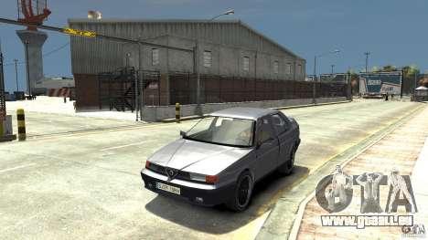 Alfa Romeo 155 pour GTA 4