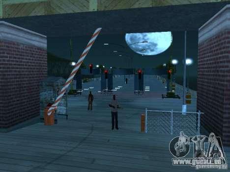 Ziehen Sie Route V 2.0 Final für GTA San Andreas