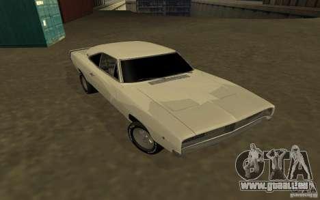 Dodge Charger R/T für GTA San Andreas