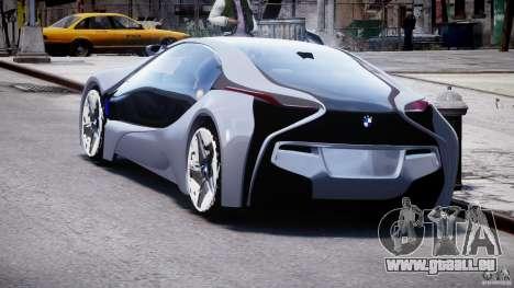 BMW Vision Efficient Dynamics v1.1 für GTA 4 hinten links Ansicht