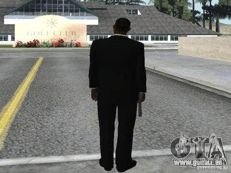Les gardes du corps pour GTA San Andreas quatrième écran