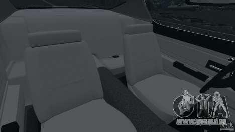 Chevrolet Camaro 1970 v1.0 pour GTA 4 est une vue de l'intérieur