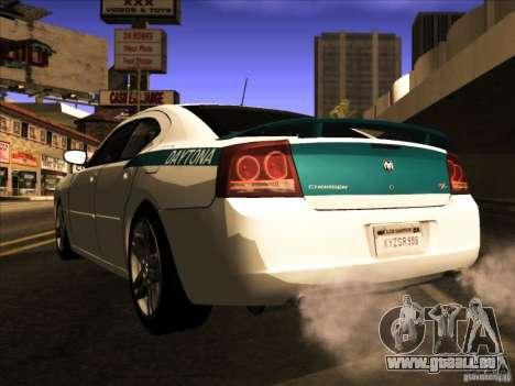 Dodge Charger R/T Daytona für GTA San Andreas Innenansicht