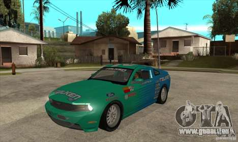 Ford Mustang GT Falken pour GTA San Andreas
