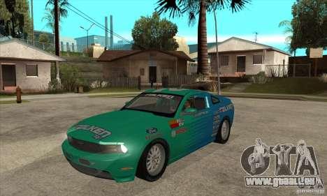 Ford Mustang GT Falken für GTA San Andreas