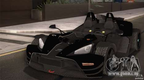 KTM-X-Bow pour GTA San Andreas salon