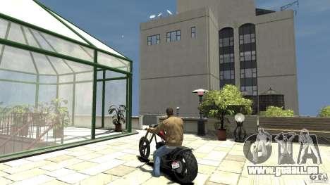 The Lost and Damned Bikes Diabolus pour GTA 4 Vue arrière de la gauche