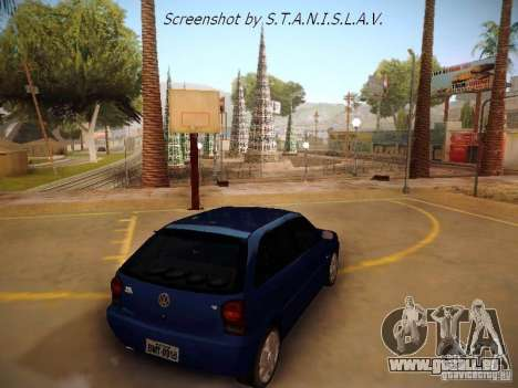 Volkswagen Golf V2.0 Final für GTA San Andreas linke Ansicht
