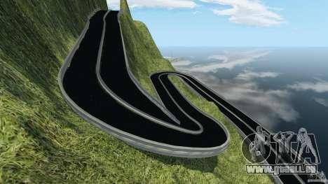 MG Downhill Map V1.0 [Beta] pour GTA 4 septième écran