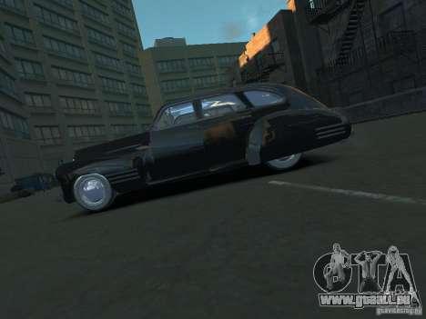 Cadillac Series 61 1942 für GTA 4 linke Ansicht