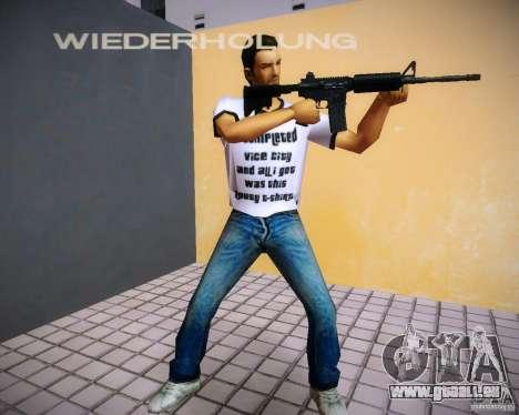 Pak-Massenvernichtungswaffen GTA4 für GTA Vice City zweiten Screenshot
