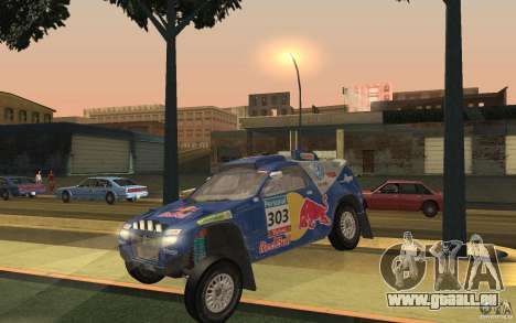 Volkswagen Race Touareg für GTA San Andreas