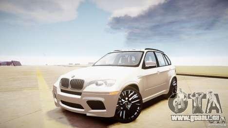 BMW X5M 2011 für GTA 4