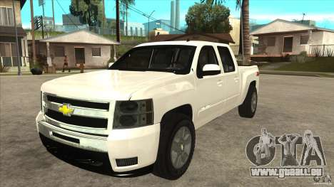 Chevrolet Cheyenne 2011 für GTA San Andreas
