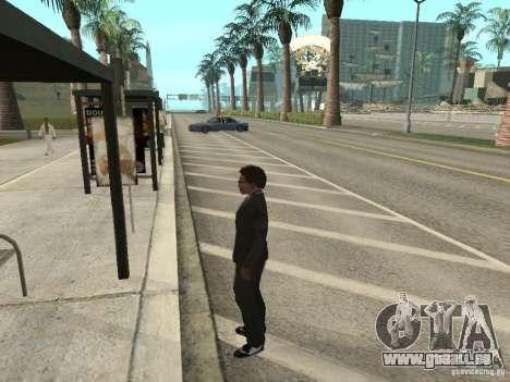 Ligne de bus à Las Venturas pour GTA San Andreas troisième écran