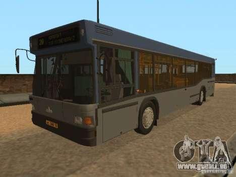 MAZ 103 für GTA San Andreas
