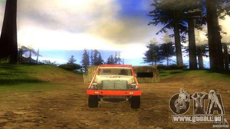 Insane 2 pour GTA San Andreas vue de droite